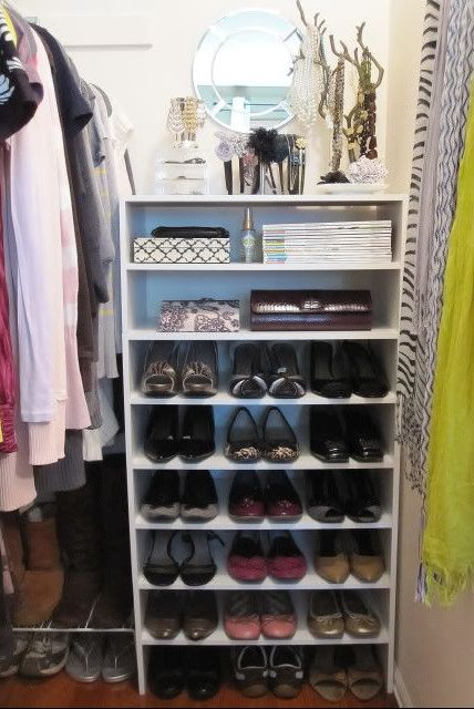 Closet Organizer Ideas - storage