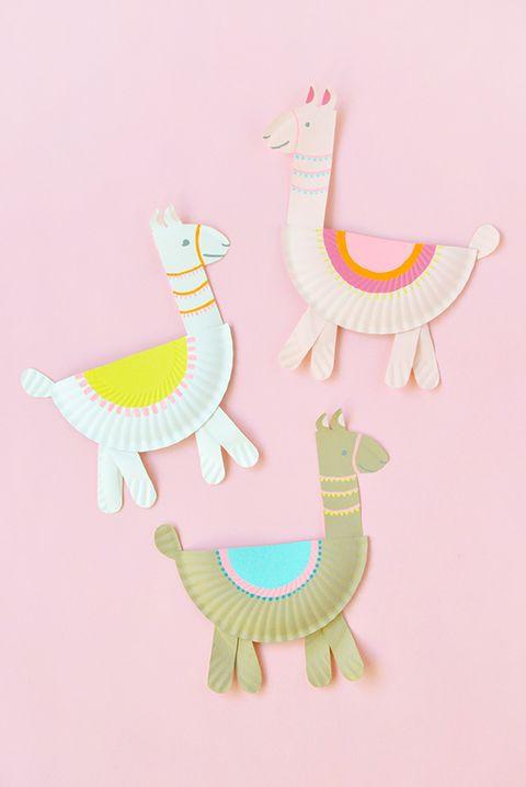 paper llamas