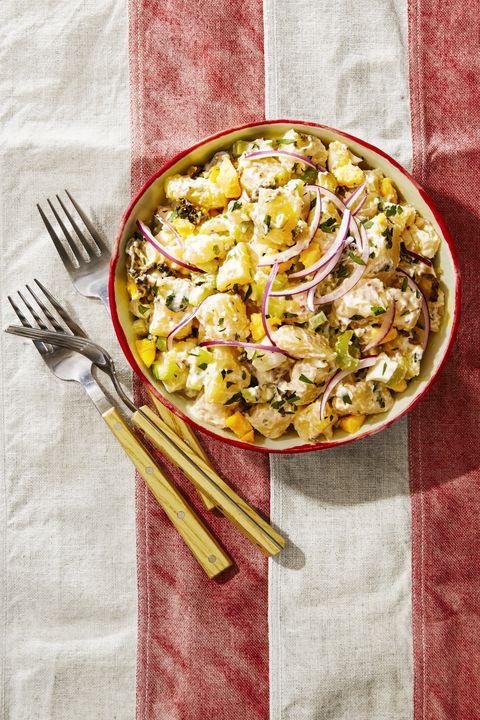 parisian potato salad