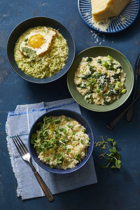 instant pot risotto