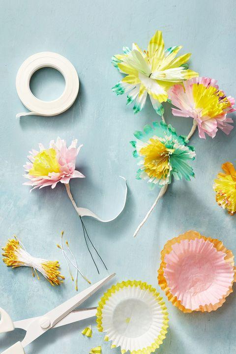 Yellow, Flower, Leaf, Plant, Teacup, Tableware, Still life photography, Saucer, Petal, Still life,