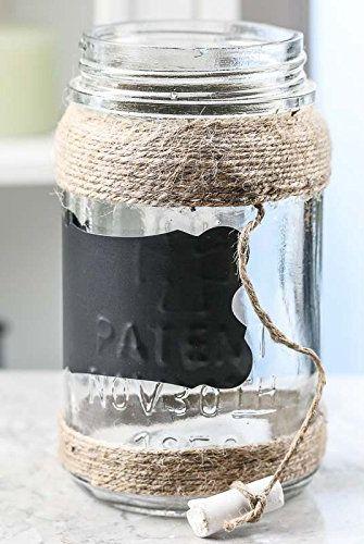 chalkboard-label-mason-jar