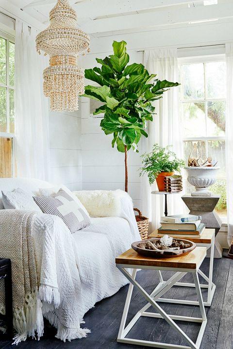 Dallas Casita House Living Room