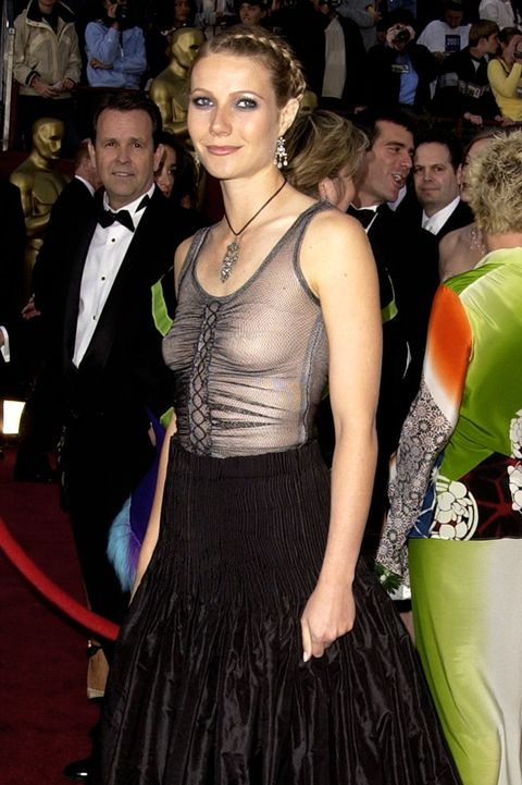 Scandalous Oscars Dresses - Gwyneth Paltrow