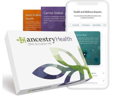 ancestry health test