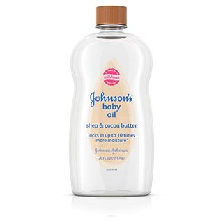 Baby Oil with Shea & Cocoa Butter