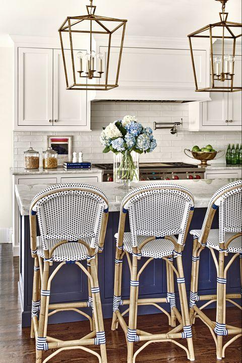 bistro chairs kitchen