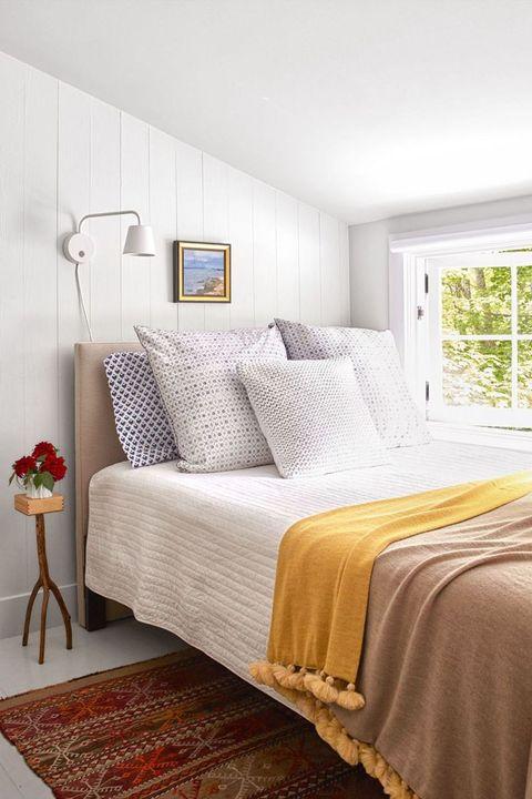 bedroom ideas petite nightstand