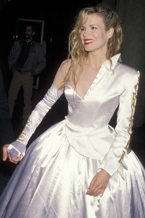 Scandalous Oscars Dresses - Kim Basinger