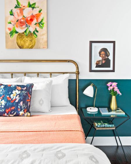 bedroom flowers ideas