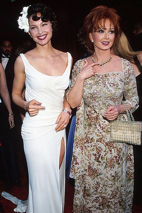 Scandalous Oscars Dresses - Ashley Judd