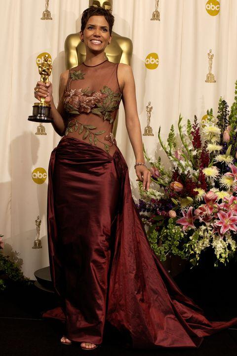 Scandalous Oscars Dresses - Halle Berry