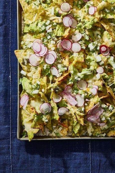 rotisserie chicken recipes - chicken nachos