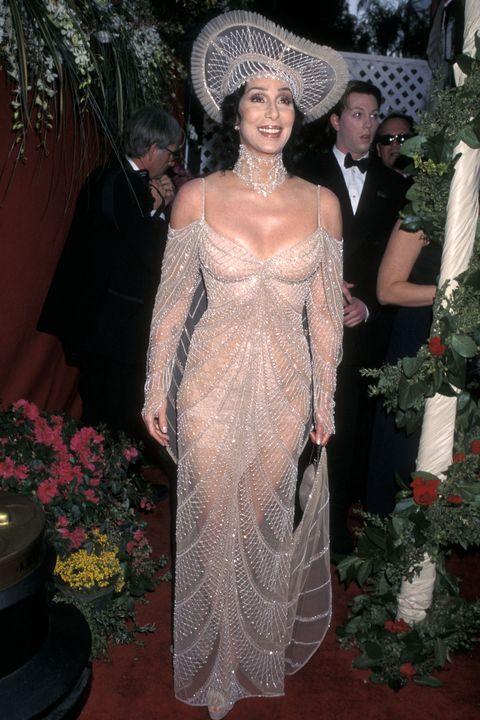Scandalous Oscar Dresses