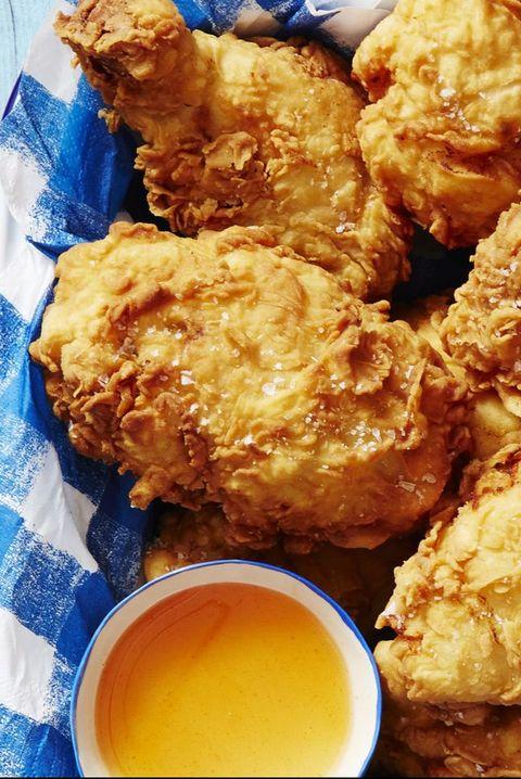 kids dinner ideas  buttermilk fried chicken