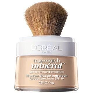 True Match Mineral Foundation