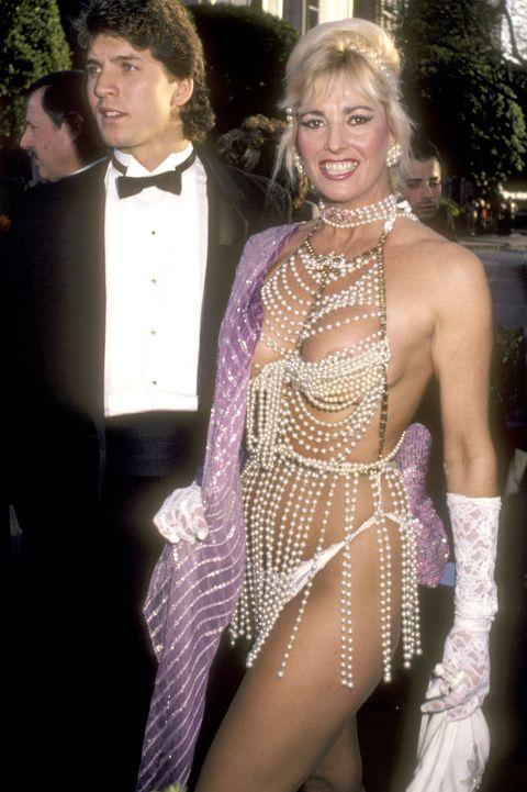 Scandalous Oscars Dresses - Edy Williams