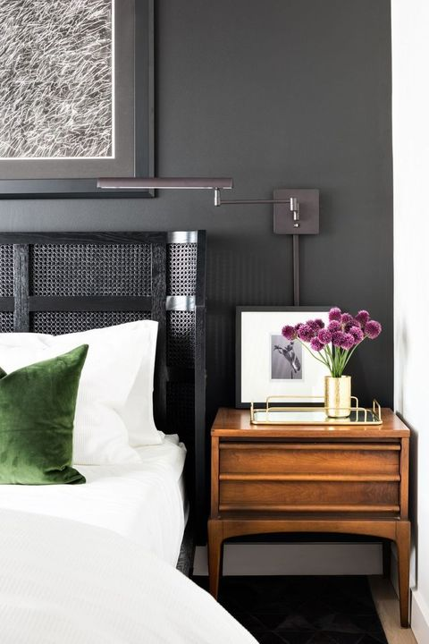 bedroom ideas, gray bedroom