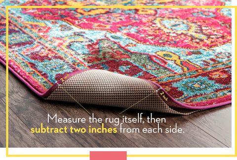 non slip rug
