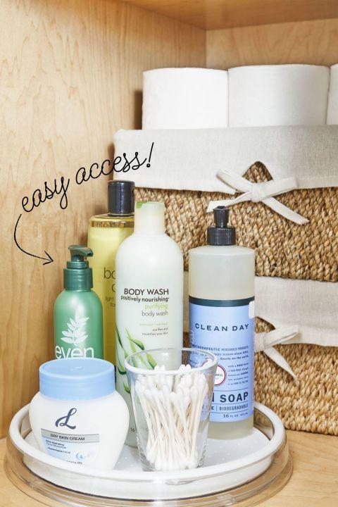 Product, Shelf, Room, Bathroom accessory, Furniture, Shampoo, Bathroom, Bottle,