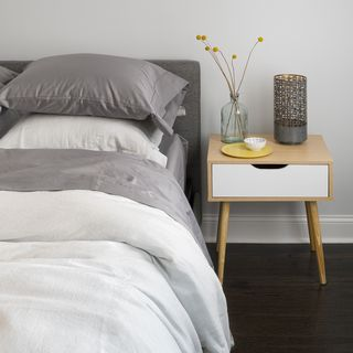 100% Supima Cotton, 500 Thread Count Sateen Solid Sheet Set
