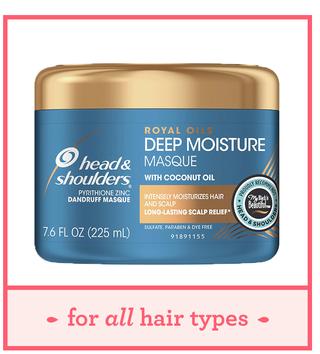 head  shoulders deep moisture masque conditioner treatment