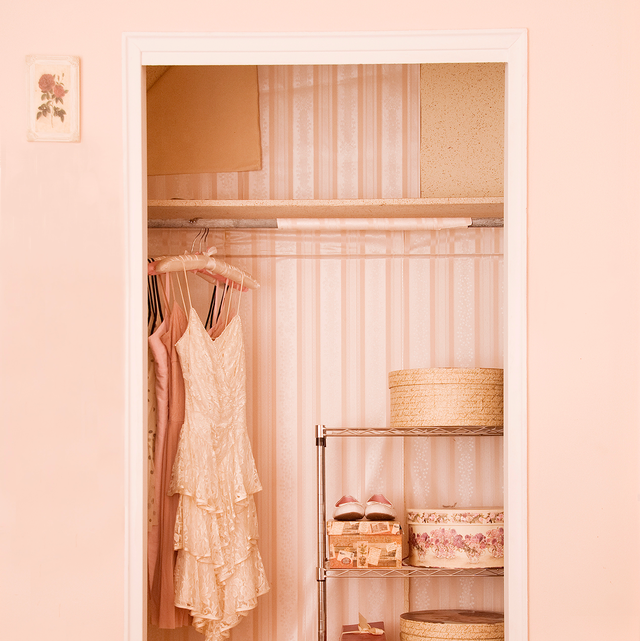most organized closet