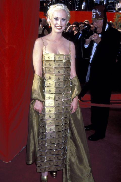 Scandalous Oscars Dresses - Lizzy Gardiner