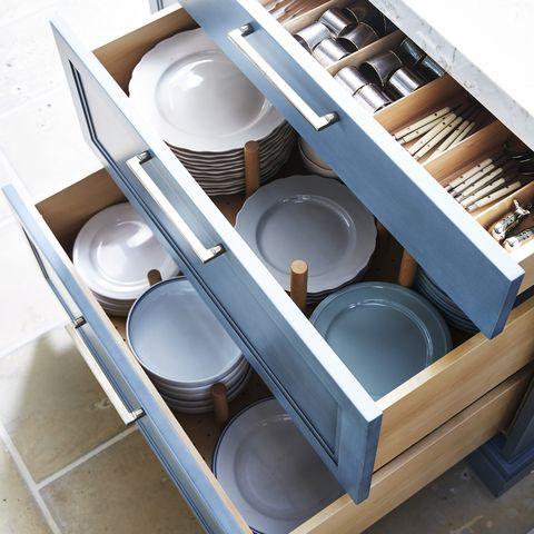 peg drawer organizer
