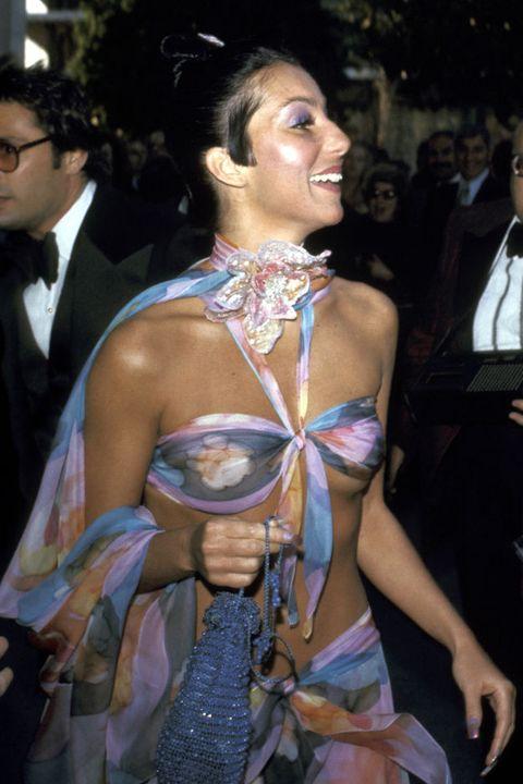 Scandalous Oscars Dresses - Cher