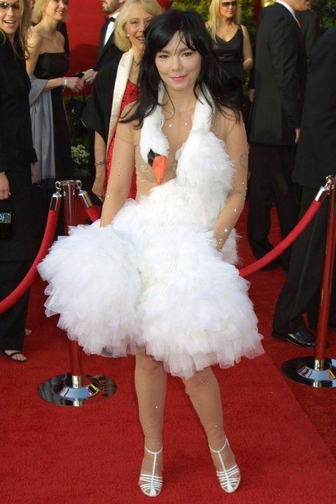 Scandalous Oscars Dresses - Björk
