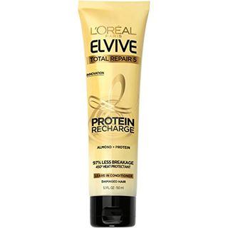 Elvive Total Repair 5 Protein Recharge Leave In Conditioner Treatment