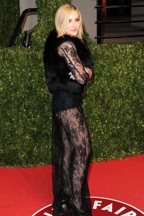 Scandalous Oscars Dresses - Madonna