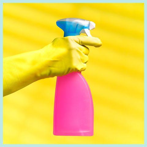 sanitizing disinfecting