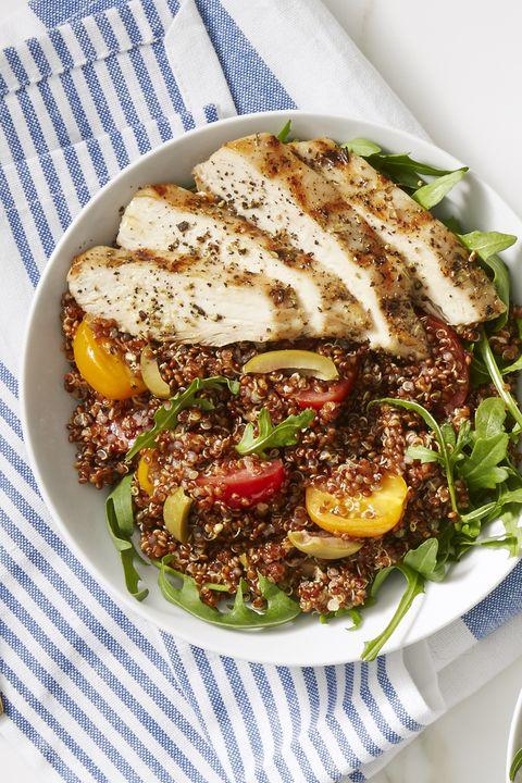 Chicken Quinoa Bowls - Grilled Chicken Recipes