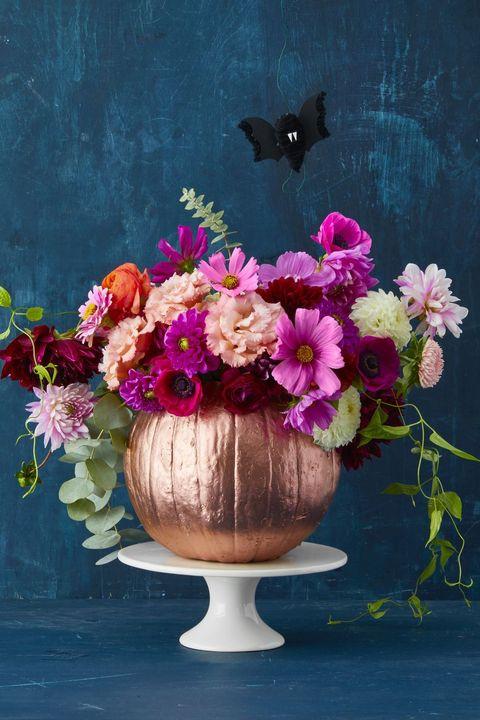 Fall Crafts Pumpkin Vase