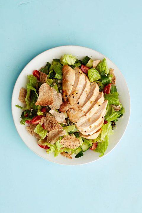 Chicken Panzanella Salad - Grilled Chicken Recipes