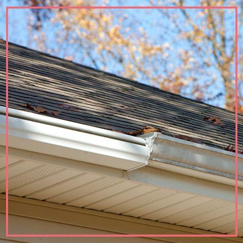 leafguard water damage gutters