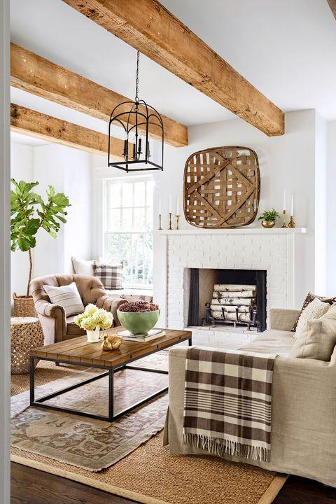 living room ideas rustic decor