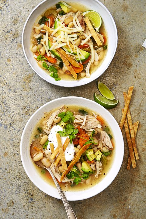 slow cooker tex mex chicken soup   healthy chicken dinners