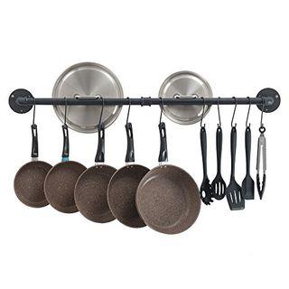 39-inch Pot Bar Rack